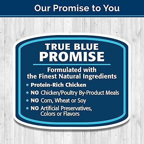 blue life protection formula pollo de raza pequena y arroz s