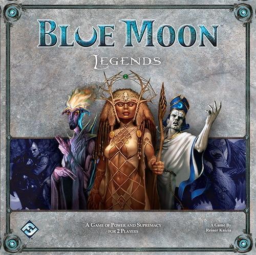 blue moon legends - jogo imp de tabuleiro fantasy flight ffg