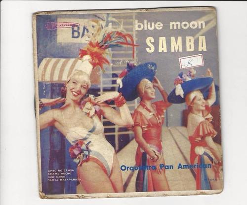 blue moon samba - apito no samba - compacto - ep 49