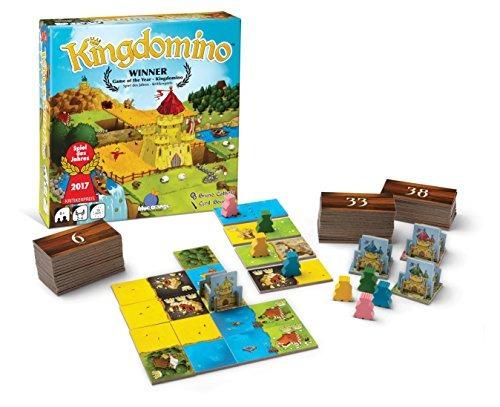 Blue Orange Games Kingdomino Juego De Mesa Familiar 1 619 00 En
