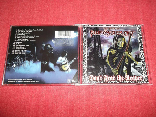 blue oyster cult - the best cd imp ed 2000 mdisk