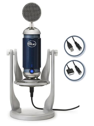 blue para micrófono