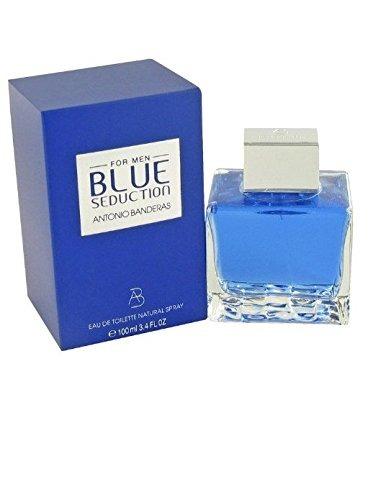 blue seduction de antonio banderas para hombres eau de toile