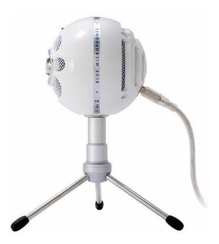 blue snowball micrófono