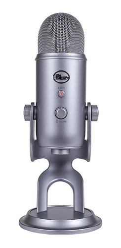 blue yeti + assasins creed gratis usb microfono profesional