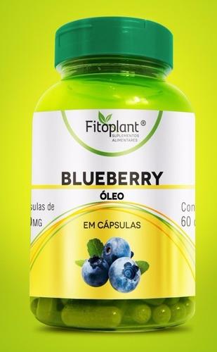 blueberry 560mg caixa c/ 12 potes