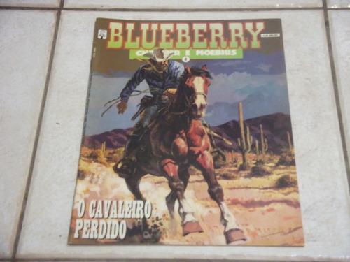 blueberry nº 3 - o cavaleiro perdido - dezembro de 1990