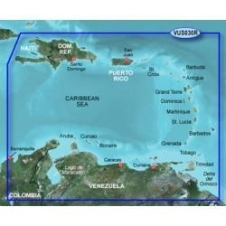 bluechart g2 vision cartas maritimas nauticas gps navegacion