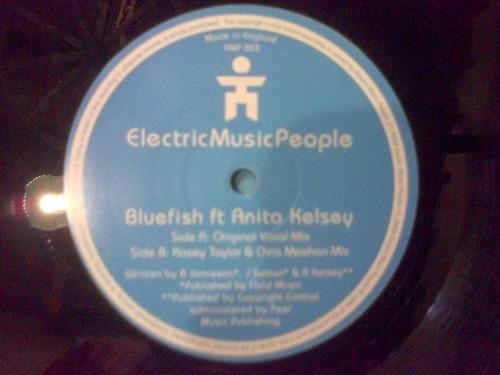 bluefish ft anita kelsey lp gapul vinilo maxi dialogomusical