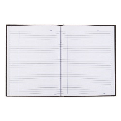 blueline business notebook, 9-1 / 4 pulgadas x 7-1 / 4 pulg