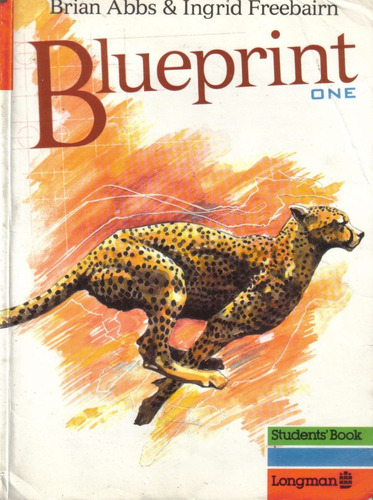 blueprint one / brian abbs & ingrid freebairn