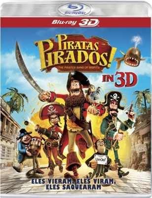 blueray 3d piratas pirados uma exelente diversao para famila