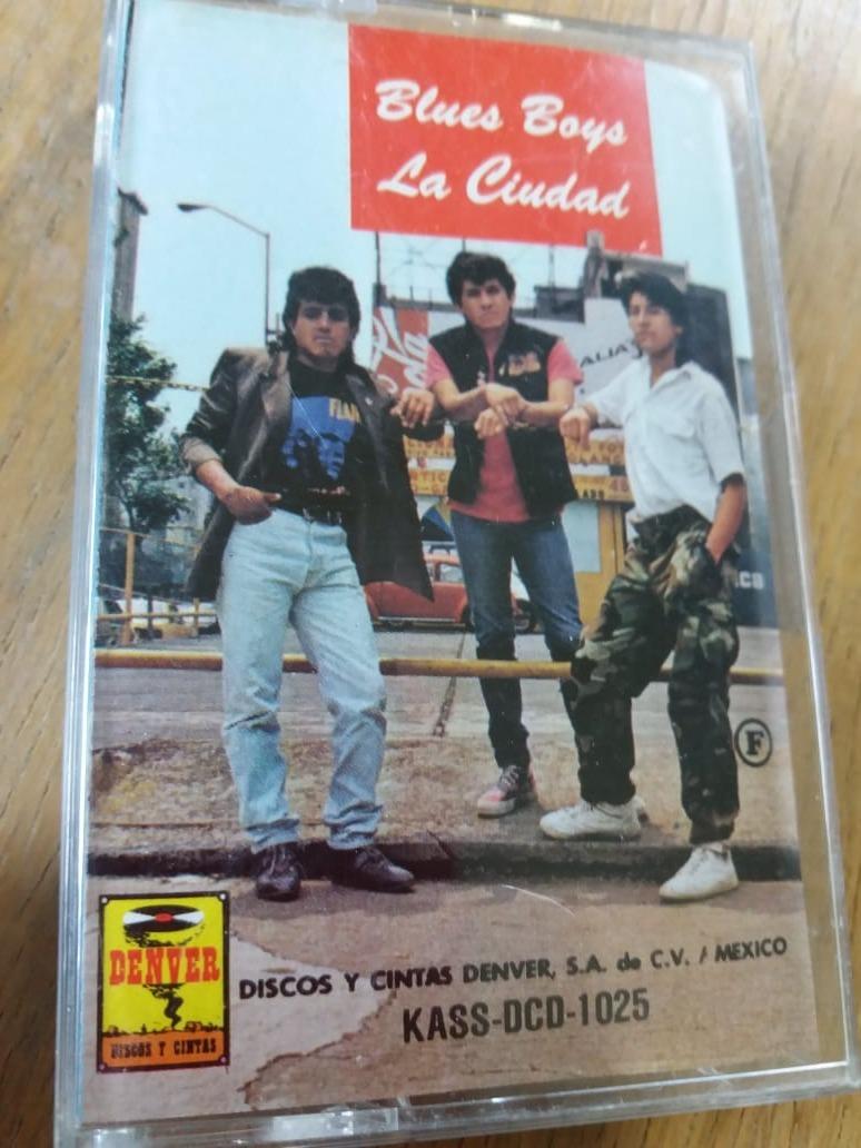 Blues Boys * La Ciudad Cassette Denver - $ 89 00