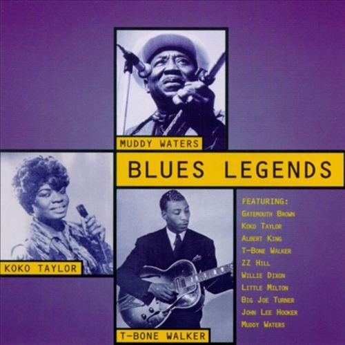 blues legends [1997]