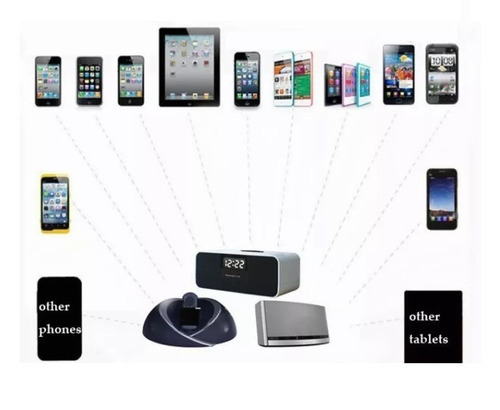 bluetooth 30 pines ipod, iphone  sounddock bose, bocinas etc
