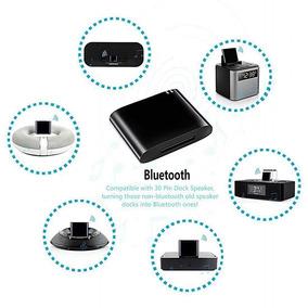 Bluetooth 4 1 Receptor Música Adaptador Audio Para iPod Iph