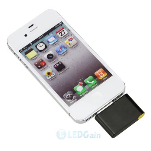 bluetooth adaptador para ipod classic iphone touch nano
