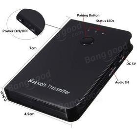 Bluetooth Audio Transmisor Mod.ts-bt35f02 En Caja