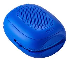 Bluetooth Bocina Mini Onn Parlante Negra Speaker Manos Libre