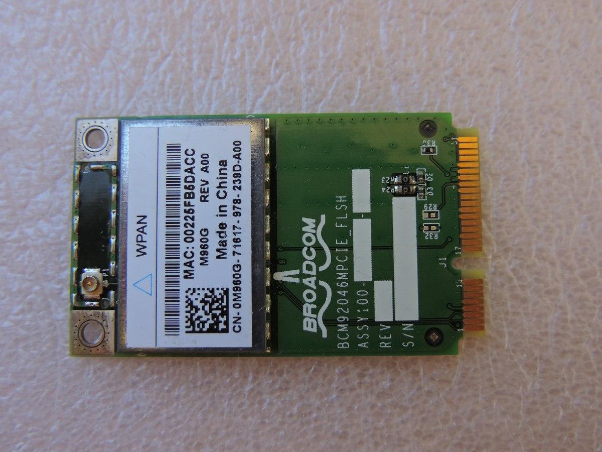 Broadcom 2045 Bluetooth 2.0 USB-UHE Device Driver Download