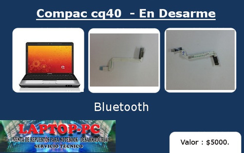 bluetooth cq40