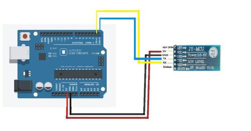 bluetooth hc 05 ,arduino ,android,microcontrolador