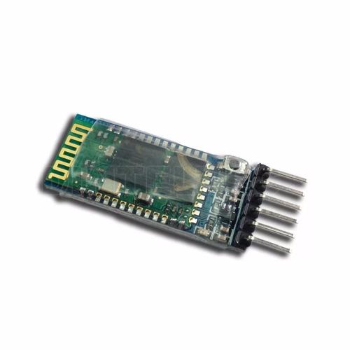 bluetooth hc-05 con 6 pin usa arduino sg90 hc-06 dht11 l298