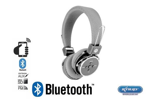 bluetooth headphone original celular fm sd p2 kp 367
