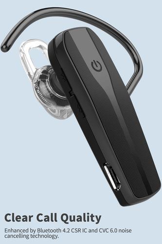 Bluetooth Headset, Wireless Handsfree Bluetooth 4 2 Earphone