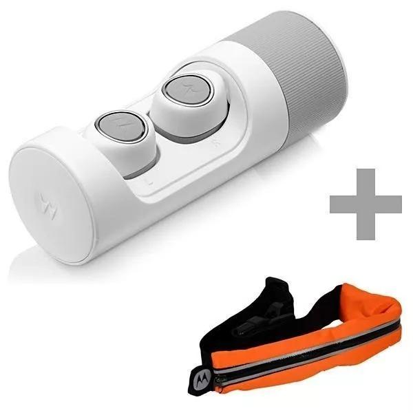 72eacacc0 Fone De Ouvido Bluetooth Motorola Verveones M.e Sh010 Row + - R  409 ...