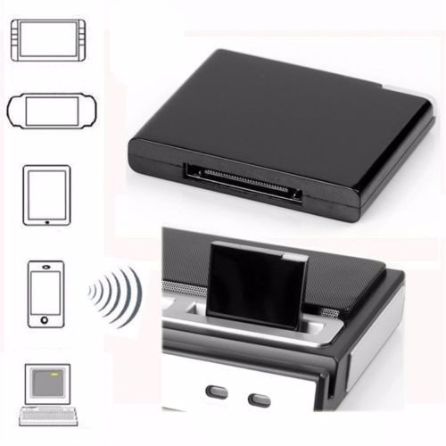 bluetooth p dock station bose sounddock iphone ipod 30 pinos