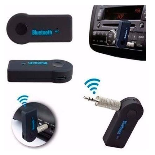 bluetooth p2 receptor auxilar carro som audio stereo sem fio