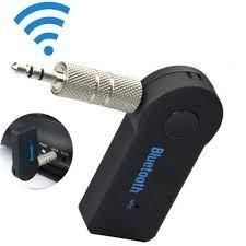 bluetooth p2 receptor + cabo auxiliar p2 aux