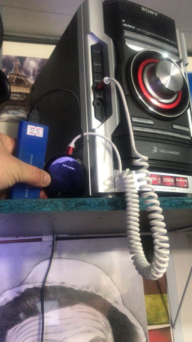 bluetooth para equipos de sonido con pila powerbank