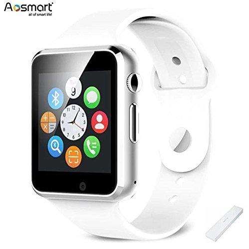 In Bluetooth CámaraAosmart Reloj Con Inteligente B23 Aq5c34LSRj