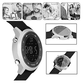 Bluetooth Reloj Inteligente Impermeable Smartwatch Deportes
