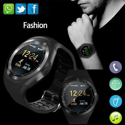 mejor sitio web dbd02 aef58 Bluetooth Reloj Teléfono De Samsung S9 Plus Nota 5 8 X Lg
