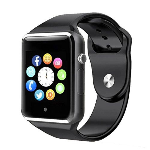 69c0634004a0 Bluetooth Smart Watch - Wjpilis Pantalla Táctil Reloj De Pu ...
