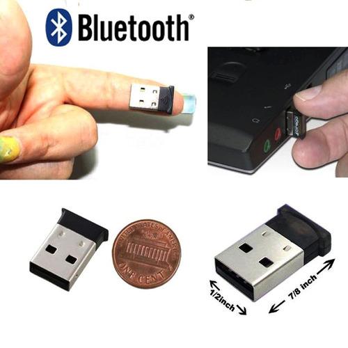 bluetooth usb 2.0 adaptador 100 mts de alcance vista / xp