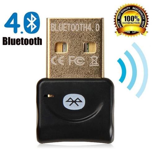 bluetooth usb 4.0 adaptador mini receptor windows 10