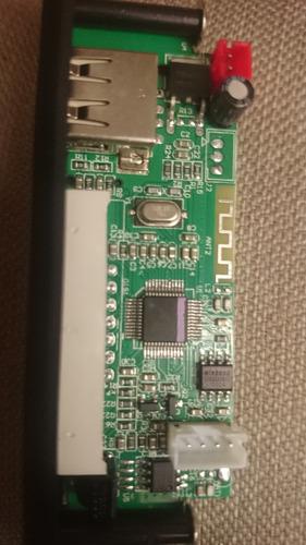 bluetooth usb modulo board decodificador original
