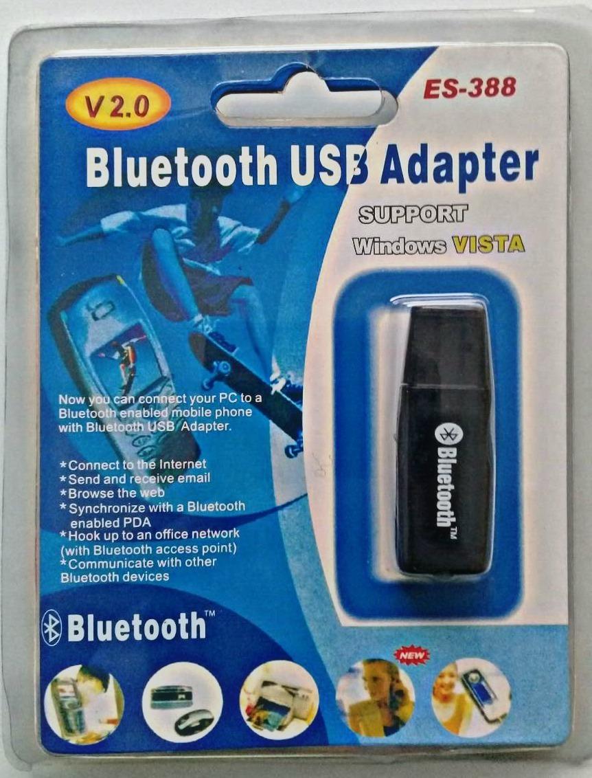 ES 388 V2 0 BLUETOOTH USB ADAPTER DRIVER