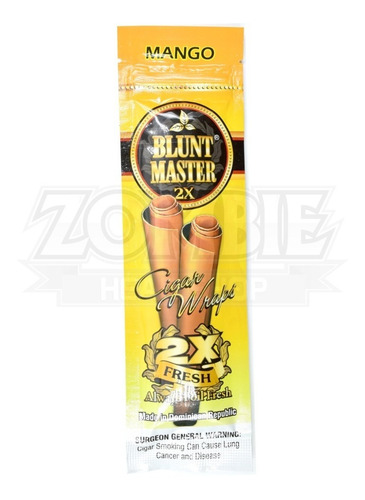 blunt master mango  x2 sku09063