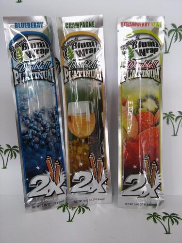 blunt wrap papel de pulpa de tabaco saborizado - olivos grow