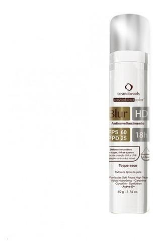 blur hd fps60 proteção 18h cosmobeauty melhor preço