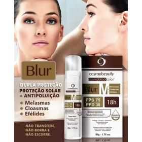 Blur M Fps75 Proteção 18 Horas Todas Cores Cosmobeauty