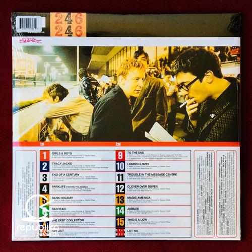 blur - parklife - lp doble edición europea