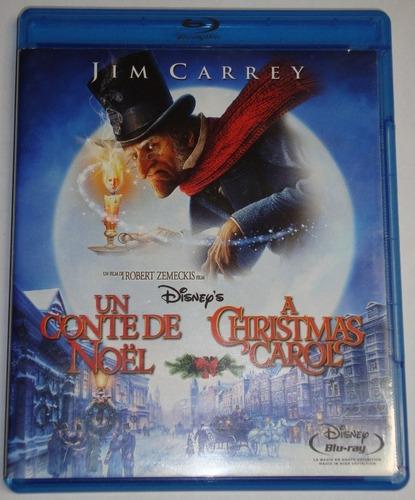 bluray a christmas carol original usada jim carrey 2011 ofer