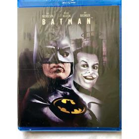 Bluray Batman Dela Version De 1989 Con Michael Keaton