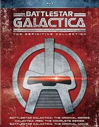 bluray battlestar galactica: the definitive co envío gratis